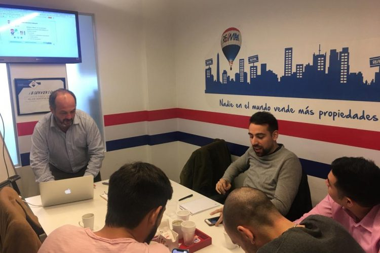 Workshop Remax